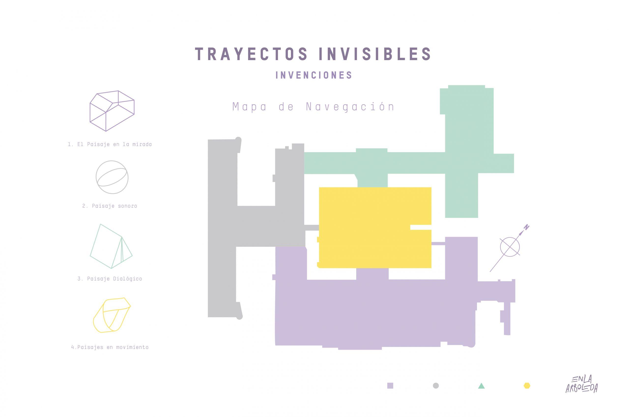 Trayectos Invisibles